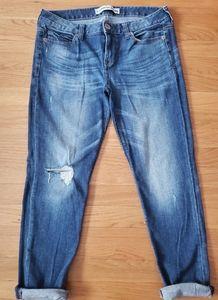 Express Boyfriend Fit Jeans